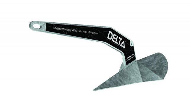 Lewmar Delta Anchor Galvanized 20kg